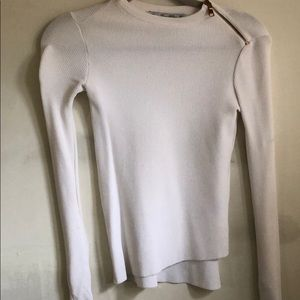 Zara knit long sleeve